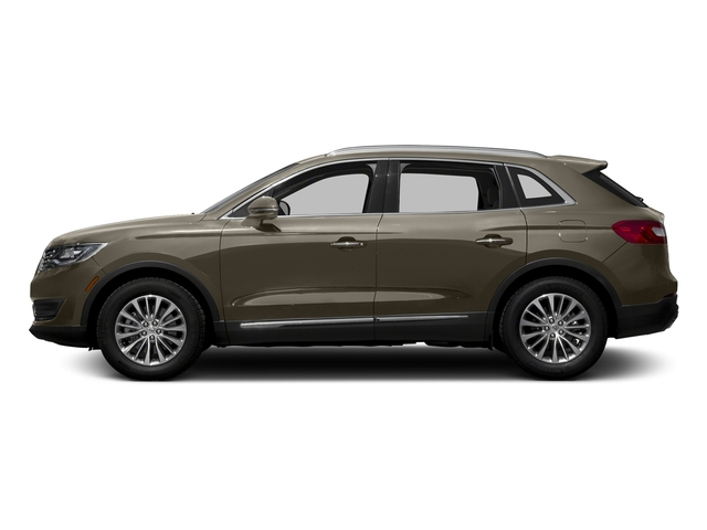 Chroma Elite Light Brown (Chromoflare) 2016 Lincoln MKX Pictures MKX Utility 4D Black Label 2WD V6 photos side view