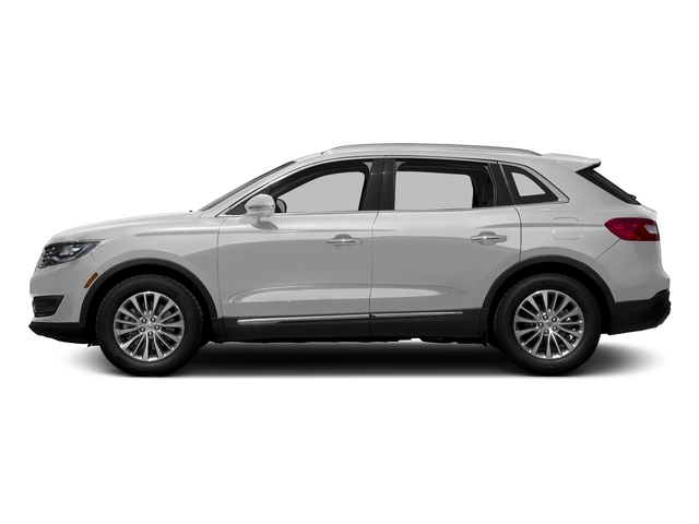 Confidential White 3C (Tri-Coat) 2016 Lincoln MKX Pictures MKX Utility 4D Black Label 2WD V6 photos side view
