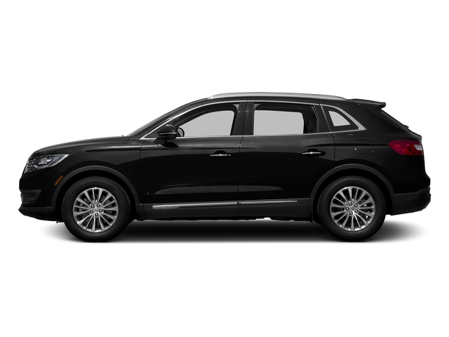 Black Tie 2016 Lincoln MKX Pictures MKX Utility 4D Black Label 2WD V6 photos side view