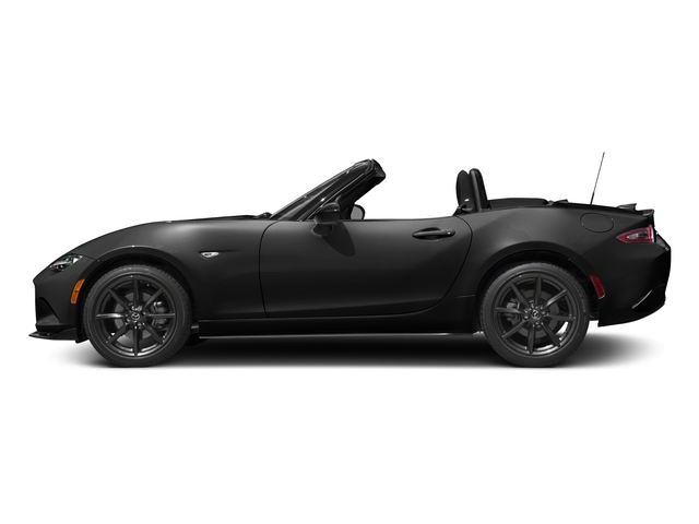 Jet Black Mica 2016 Mazda MX-5 Miata Pictures MX-5 Miata Convertible 2D Club I4 photos side view
