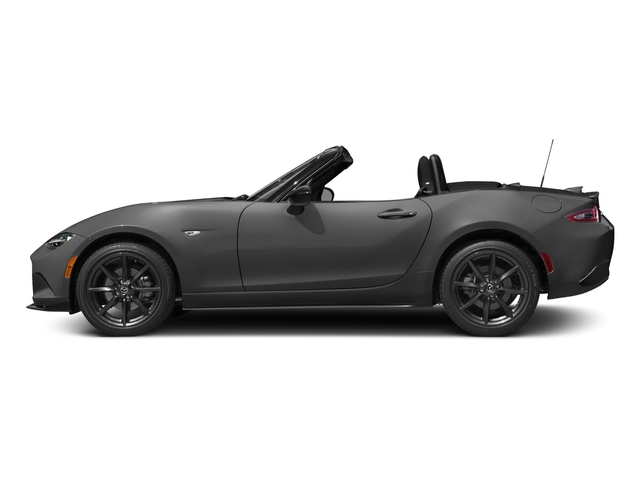 Meteor Gray Mica 2016 Mazda MX-5 Miata Pictures MX-5 Miata Convertible 2D Club I4 photos side view