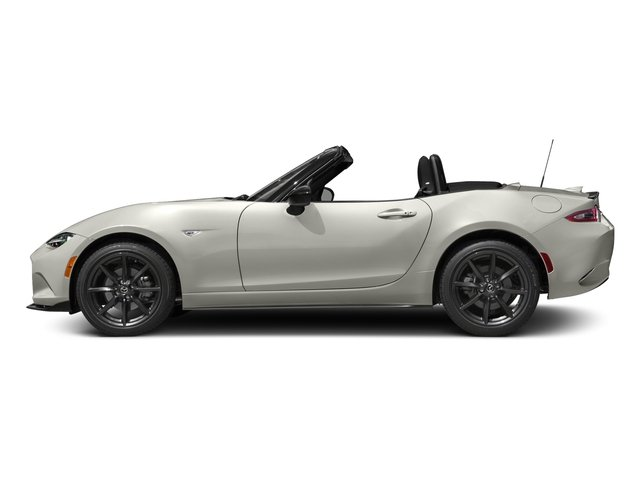 Ceramic Metallic 2016 Mazda MX-5 Miata Pictures MX-5 Miata Convertible 2D Club I4 photos side view