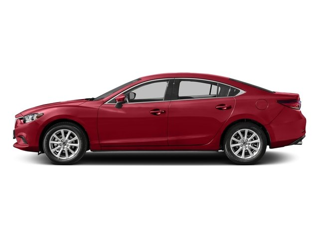 Soul Red Metallic 2016 Mazda Mazda6 Pictures Mazda6 Sedan 4D i Sport I4 photos side view