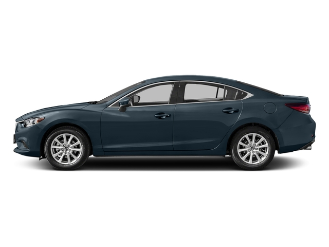Blue Reflex Mica 2016 Mazda Mazda6 Pictures Mazda6 Sedan 4D i Sport I4 photos side view