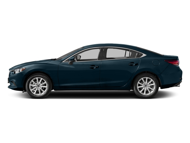 Deep Crystal Blue 2016 Mazda Mazda6 Pictures Mazda6 Sedan 4D i Sport I4 photos side view