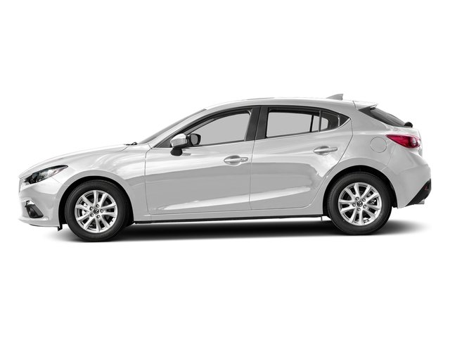 Snowflake White Pearl Mica 2016 Mazda Mazda3 Pictures Mazda3 Wagon 5D s GT I4 photos side view