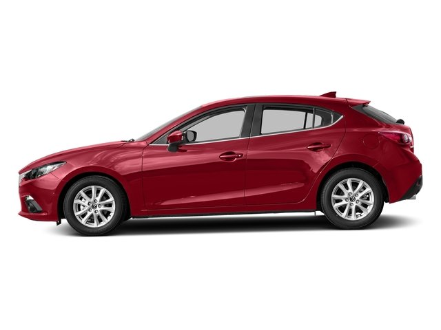 Soul Red Metallic 2016 Mazda Mazda3 Pictures Mazda3 Wagon 5D i GT I4 photos side view