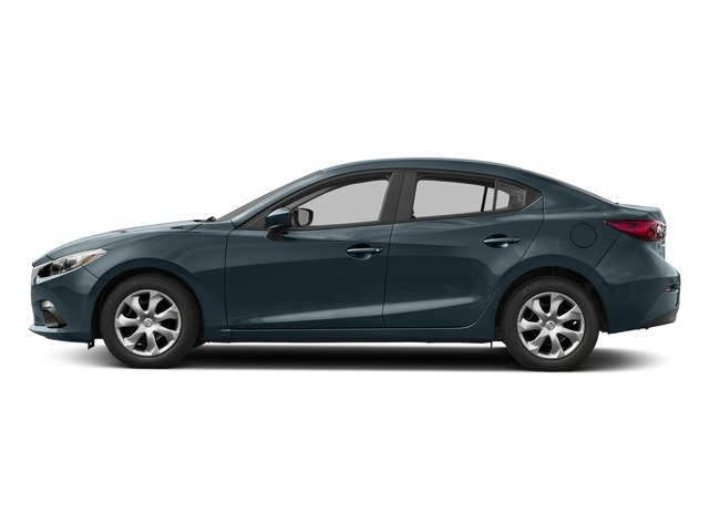 Blue Reflex Mica 2016 Mazda Mazda3 Pictures Mazda3 Sedan 4D i Sport I4 photos side view