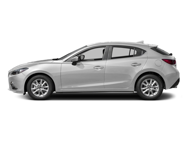 Snowflake White Pearl Mica 2016 Mazda Mazda3 Pictures Mazda3 Wagon 5D s Touring I4 photos side view