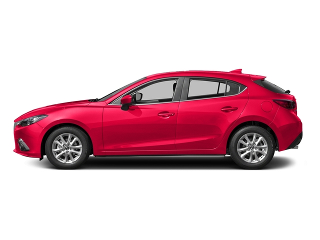 Soul Red Metallic 2016 Mazda Mazda3 Pictures Mazda3 Wagon 5D s Touring I4 photos side view