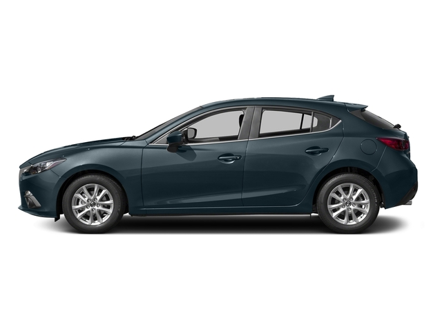 Blue Reflex Mica 2016 Mazda Mazda3 Pictures Mazda3 Wagon 5D s Touring I4 photos side view