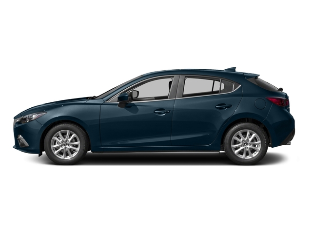 Deep Crystal Blue Mica 2016 Mazda Mazda3 Pictures Mazda3 Wagon 5D s Touring I4 photos side view