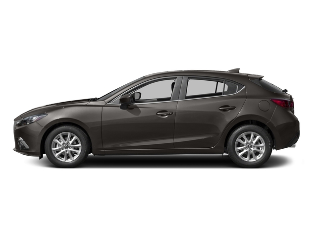 Titanium Flash Mica 2016 Mazda Mazda3 Pictures Mazda3 Wagon 5D s Touring I4 photos side view