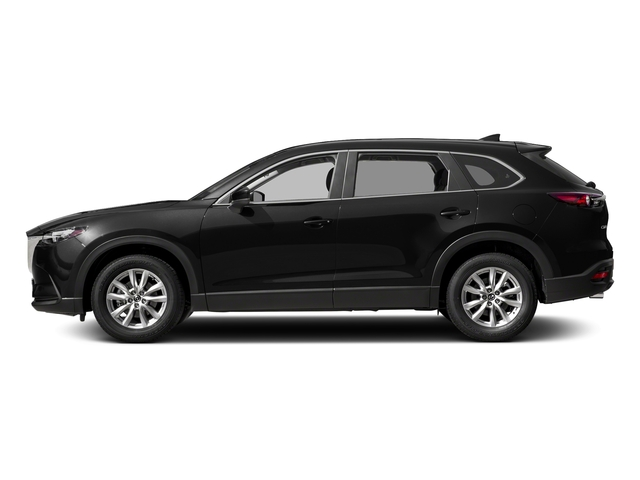 Jet Black Mica 2016 Mazda CX-9 Pictures CX-9 Utility 4D Sport 2WD I4 photos side view