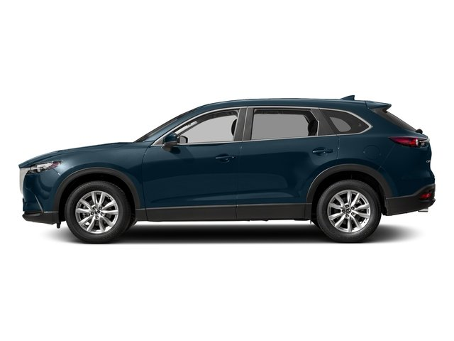 Deep Crystal Blue Mica 2016 Mazda CX-9 Pictures CX-9 Utility 4D Sport 2WD I4 photos side view