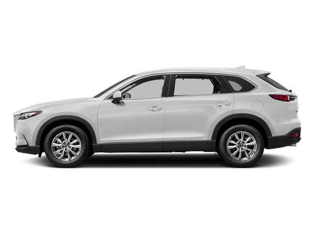 Snowflake White Pearl Mica 2016 Mazda CX-9 Pictures CX-9 Utility 4D Touring 2WD I4 photos side view