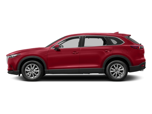 Soul Red Metallic 2016 Mazda CX-9 Pictures CX-9 Utility 4D Touring 2WD I4 photos side view