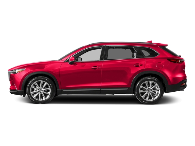 Soul Red Metallic 2016 Mazda CX-9 Pictures CX-9 Utility 4D GT AWD I4 photos side view