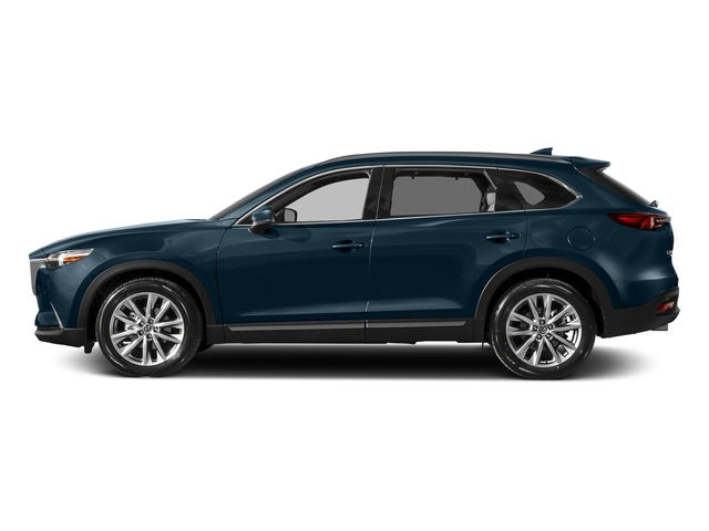 Deep Crystal Blue Mica 2016 Mazda CX-9 Pictures CX-9 Utility 4D GT AWD I4 photos side view