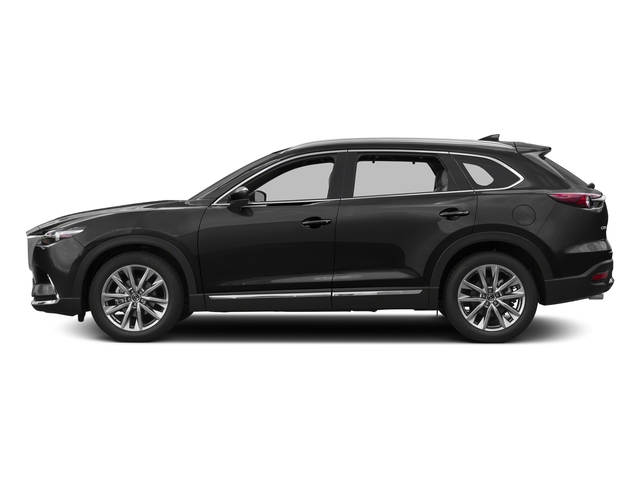 Jet Black Mica 2016 Mazda CX-9 Pictures CX-9 Utility 4D GT 2WD I4 photos side view