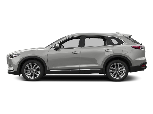 Sonic Silver Metallic 2016 Mazda CX-9 Pictures CX-9 Utility 4D GT 2WD I4 photos side view