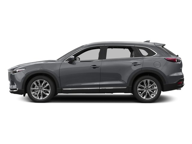 Machine Gray Metallic 2016 Mazda CX-9 Pictures CX-9 Utility 4D GT 2WD I4 photos side view