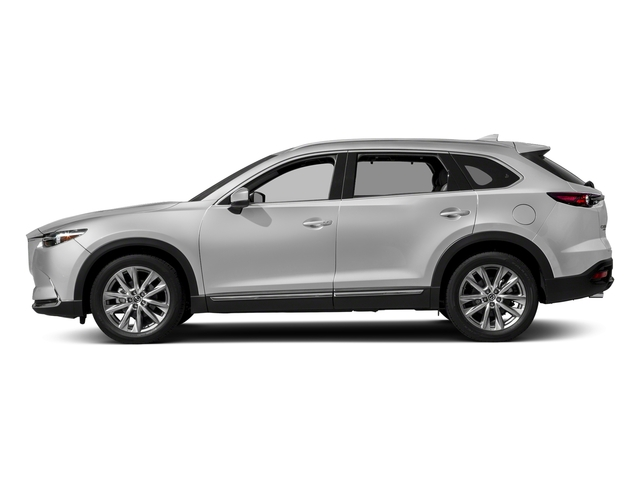 Snowflake White Pearl Mica 2016 Mazda CX-9 Pictures CX-9 Utility 4D Signature AWD I4 photos side view