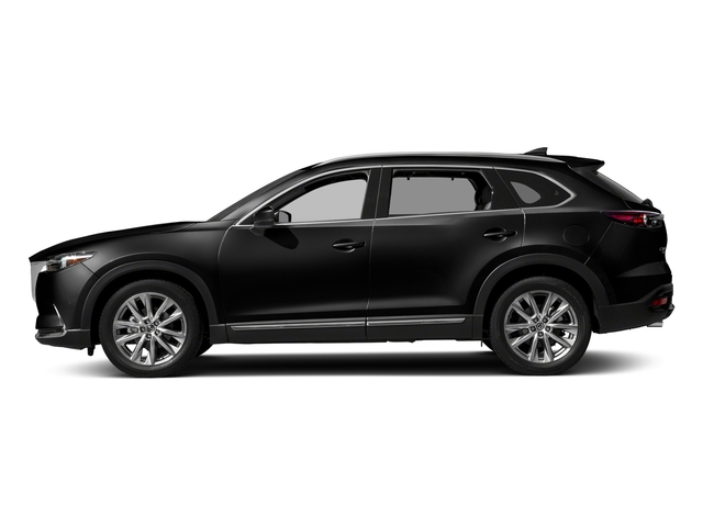Jet Black Mica 2016 Mazda CX-9 Pictures CX-9 Utility 4D Signature AWD I4 photos side view