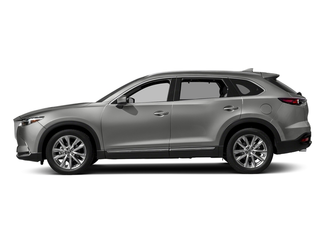 Sonic Silver Metallic 2016 Mazda CX-9 Pictures CX-9 Utility 4D Signature AWD I4 photos side view