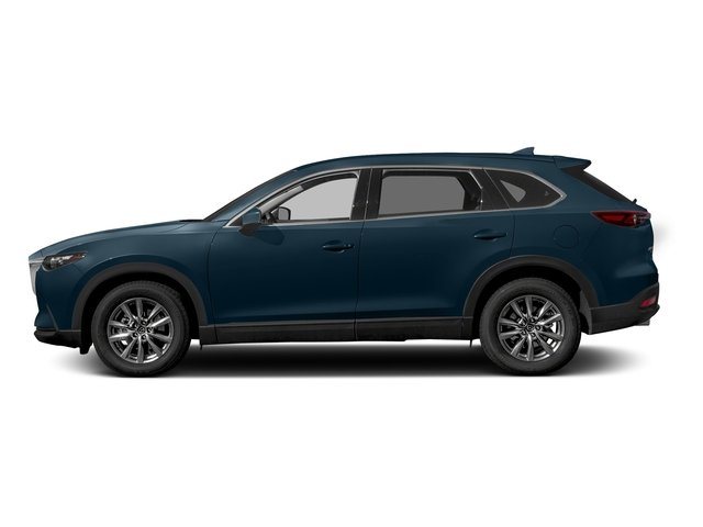 Deep Crystal Blue Mica 2016 Mazda CX-9 Pictures CX-9 Utility 4D Touring AWD I4 photos side view