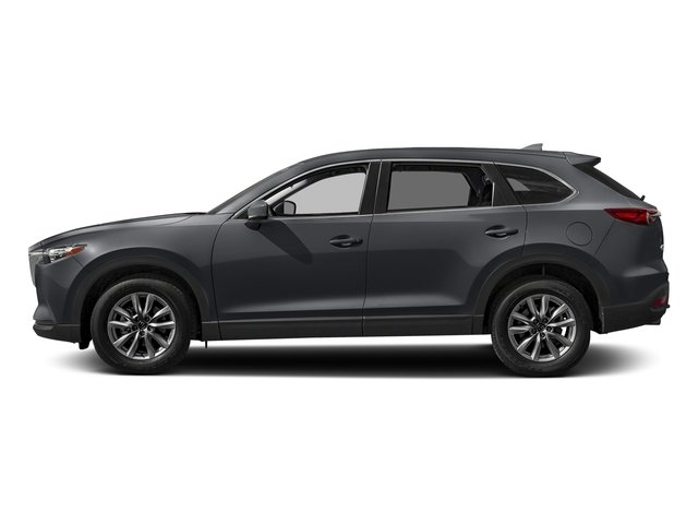 Machine Gray Metallic 2016 Mazda CX-9 Pictures CX-9 Utility 4D Sport AWD I4 photos side view