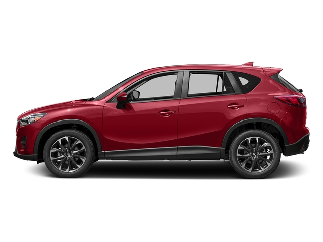 Soul Red Metallic 2016 Mazda CX-5 Pictures CX-5 Utility 4D GT AWD I4 photos side view