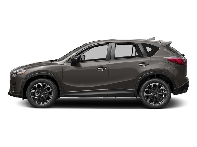 Titanium Flash Mica 2016 Mazda CX-5 Pictures CX-5 Utility 4D GT AWD I4 photos side view