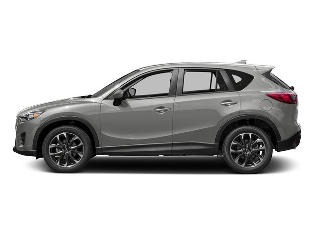 Sonic Silver Metallic 2016 Mazda CX-5 Pictures CX-5 Utility 4D GT AWD I4 photos side view