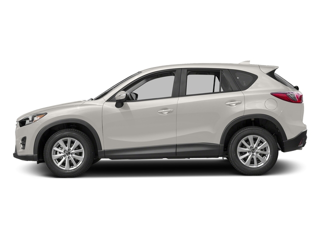 Crystal White Pearl Mica 2016 Mazda CX-5 Pictures CX-5 Utility 4D Sport 2WD I4 photos side view