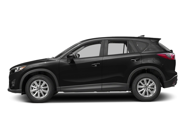 Jet Black Mica 2016 Mazda CX-5 Pictures CX-5 Utility 4D Sport 2WD I4 photos side view
