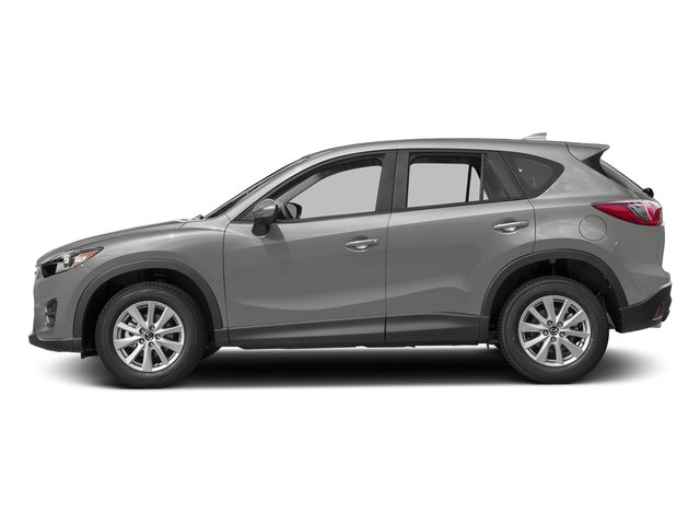 Sonic Silver Metallic 2016 Mazda CX-5 Pictures CX-5 Utility 4D Sport 2WD I4 photos side view
