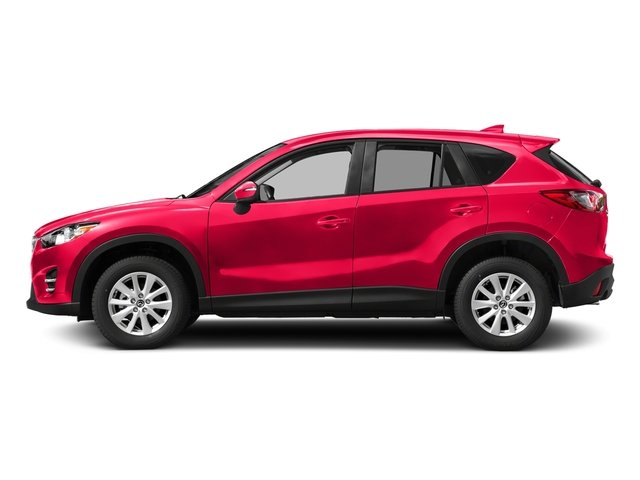 Soul Red Metallic 2016 Mazda CX-5 Pictures CX-5 Utility 4D Sport AWD I4 photos side view