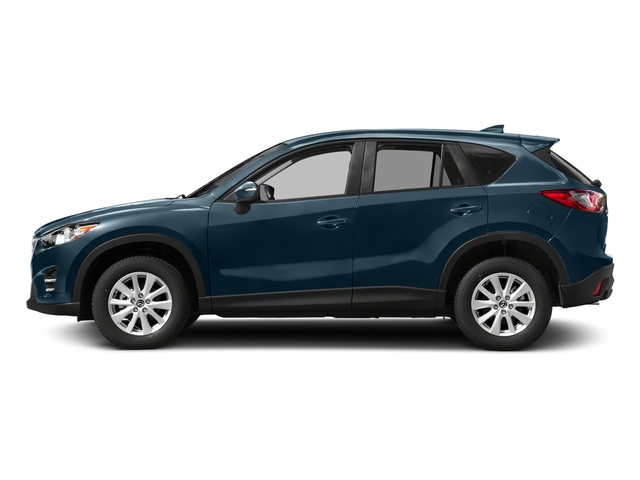 Deep Crystal Blue Mica 2016 Mazda CX-5 Pictures CX-5 Utility 4D Sport AWD I4 photos side view