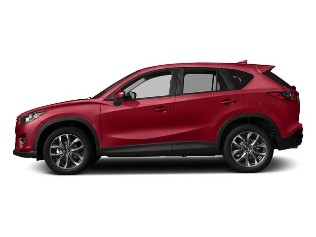 Soul Red Metallic 2016 Mazda CX-5 Pictures CX-5 Utility 4D GT 2WD I4 photos side view