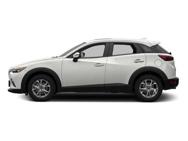Crystal White Pearl Mica 2016 Mazda CX-3 Pictures CX-3 Utility 4D Touring AWD I4 photos side view