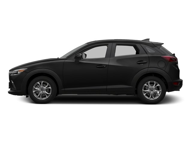 Jet Black Mica 2016 Mazda CX-3 Pictures CX-3 Utility 4D Sport 2WD I4 photos side view
