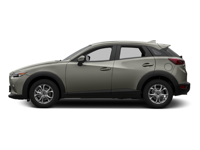 Ceramic Silver Metallic 2016 Mazda CX-3 Pictures CX-3 Utility 4D Sport 2WD I4 photos side view