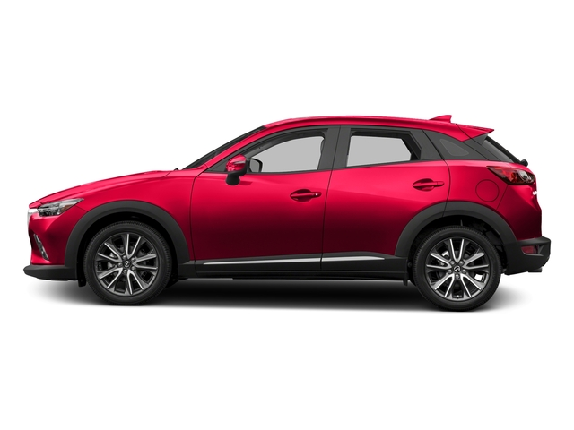 Soul Red Metallic 2016 Mazda CX-3 Pictures CX-3 Utility 4D GT AWD I4 photos side view
