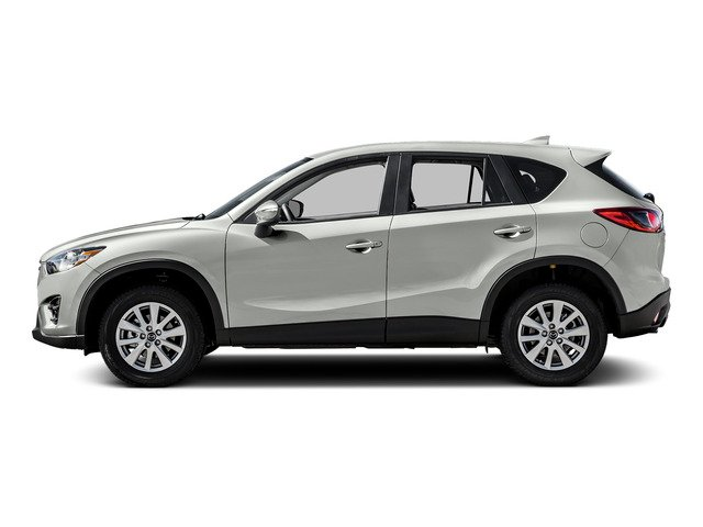 Crystal White Pearl Mica 2016 Mazda CX-5 Pictures CX-5 Utility 4D Touring AWD I4 photos side view