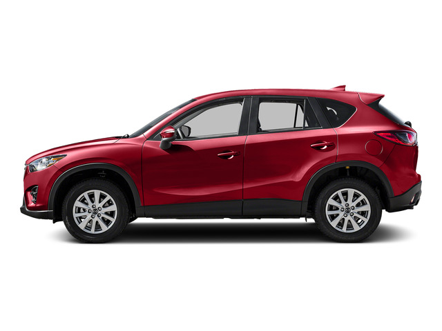 Soul Red Metallic 2016 Mazda CX-5 Pictures CX-5 Utility 4D Touring AWD I4 photos side view