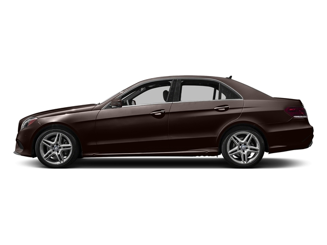 designo Mystic Brown 2016 Mercedes-Benz E-Class Pictures E-Class Sedan 4D E350 V6 photos side view