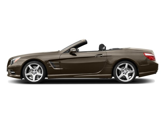 Dolomite Brown Metallic 2016 Mercedes-Benz SL Pictures SL Roadster 2D SL550 V8 Turbo photos side view