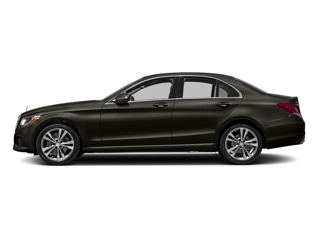 Dakota Brown Metallic 2016 Mercedes-Benz C-Class Pictures C-Class Sedan 4D C300 AWD I4 Turbo photos side view