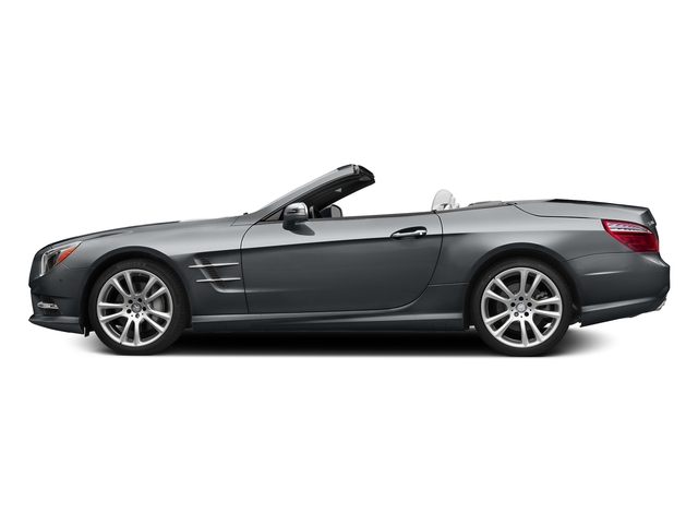 Shadow Gray Matte 2016 Mercedes-Benz SL Pictures SL Roadster 2D SL400 V6 Turbo photos side view